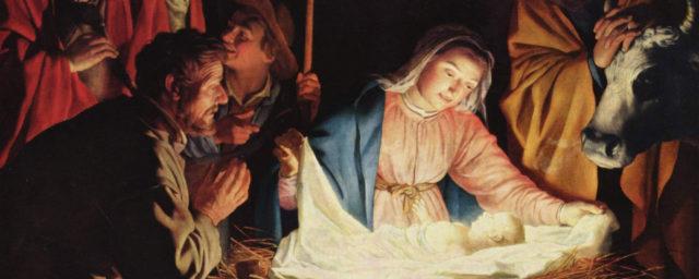 Jul i Ekbackskyrkan.