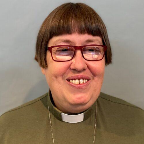 Församlingsföreståndare Anne-Christine Folke